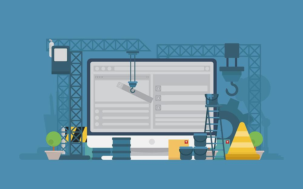 website-under-construction-illustration-vector