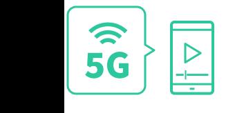5Gの開始